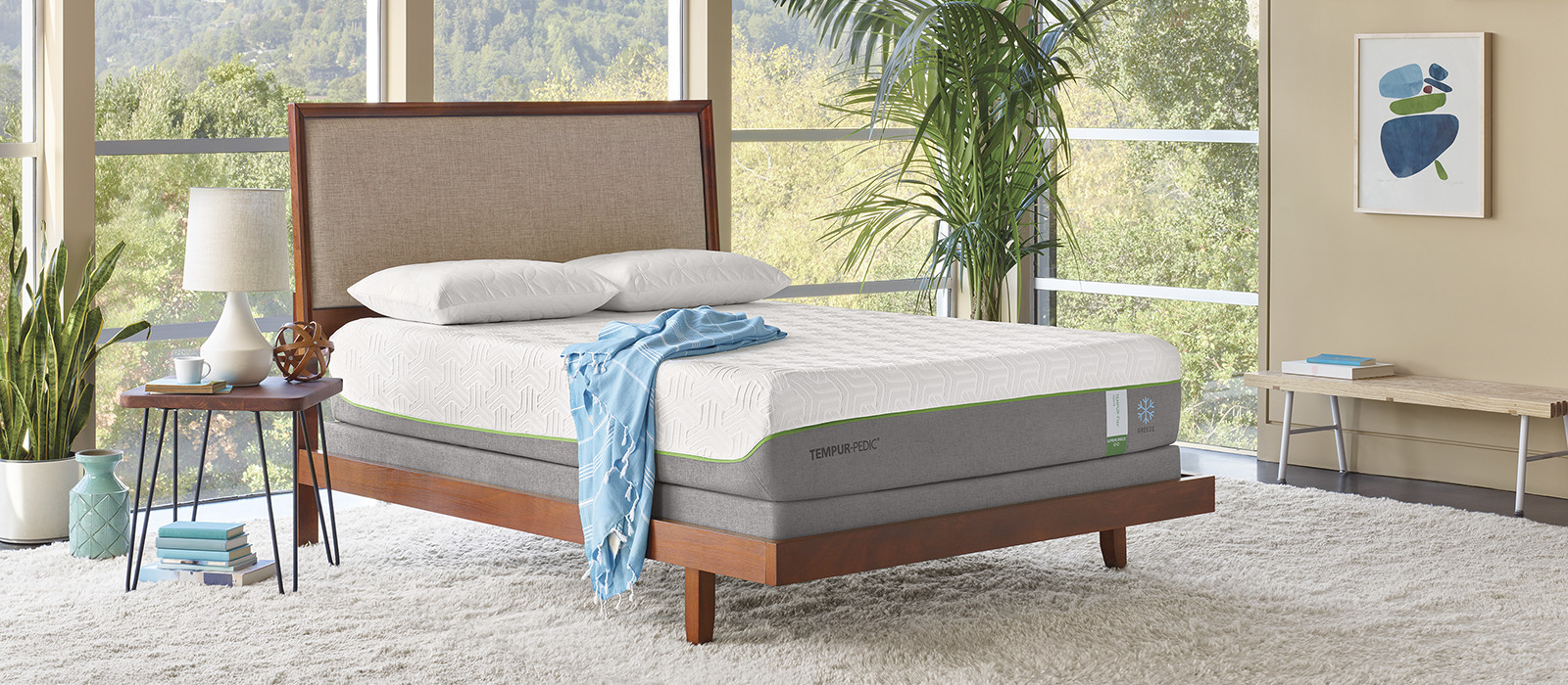New Tempur Flex 174 Supreme Breeze Tempur Pedic