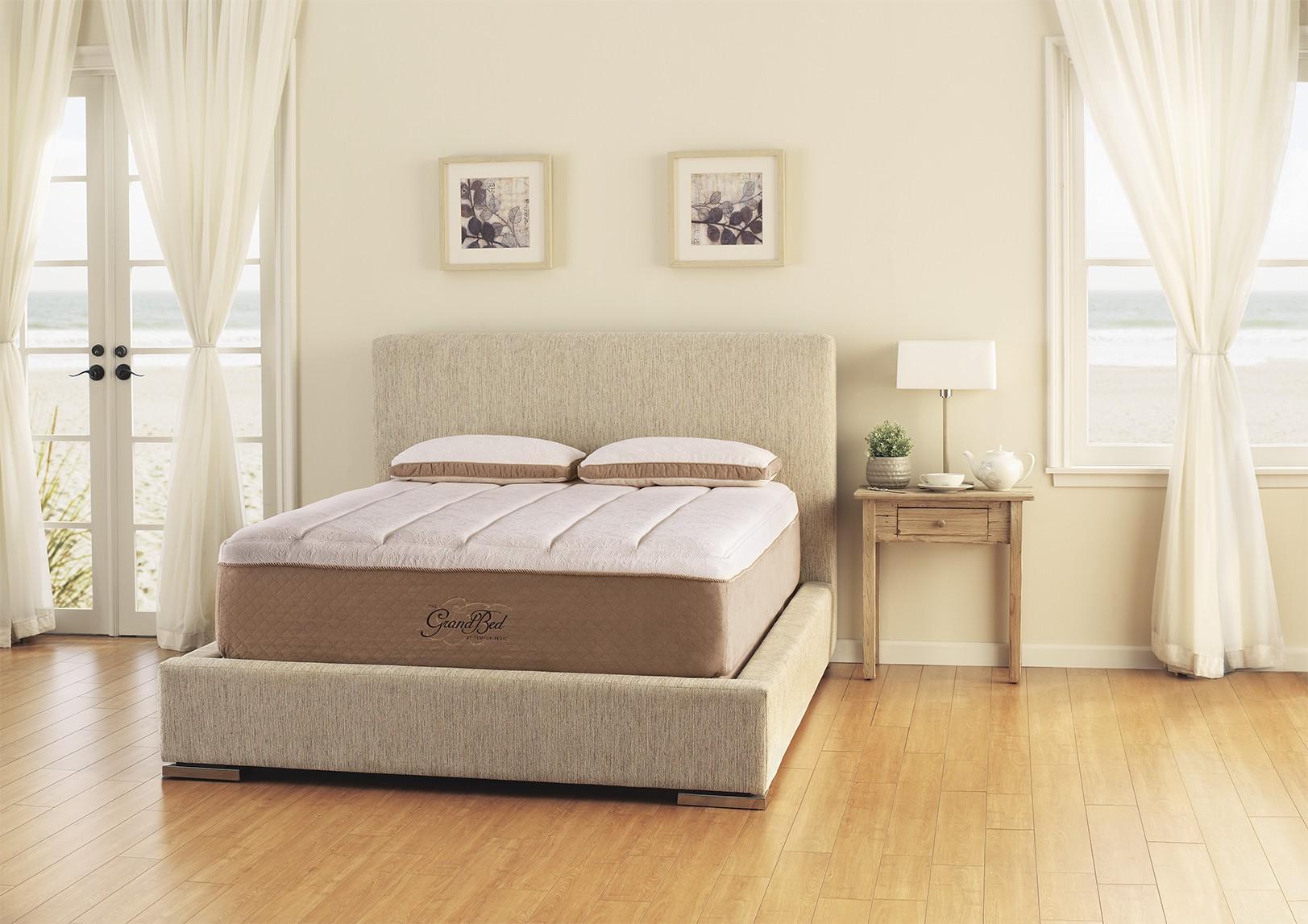 grandbed by tempur pedic tempur pedic. Black Bedroom Furniture Sets. Home Design Ideas